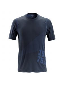 Snickers 2519 FlexiWork, 37.5® Tech T-Shirt s/s - Navy