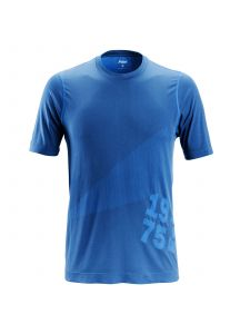 Snickers 2519 FlexiWork, 37.5® Tech T-Shirt s/s - True Blue