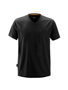 Snickers 2524 AllroundWork, 37.5® Technology s/s T-shirt - Black