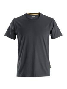 Snickers 2526 AllroundWork, T-Shirt Organic Cotton - Steel Grey