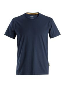 Snickers 2526 AllroundWork, T-Shirt Organic Cotton - Navy