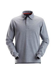 Snickers 2612 AllroundWork, Rugby Shirt - Dark Blue