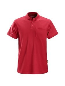 Snickers 2708 Classic Poloshirt - Chili Red