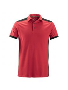 Snickers 2715 AllroundWork, Polo Shirt - Chili Red
