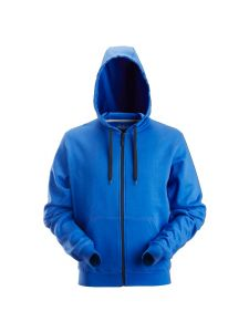 Snickers 2801 Classic Zip Hoodie - True Blue