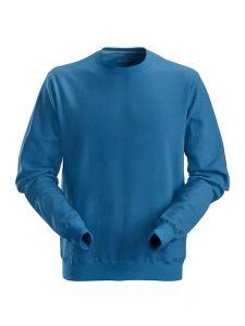 Snickers 2810 Sweatshirt - Ocean Blue