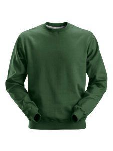Snickers 2810 Sweatshirt - Forest Green