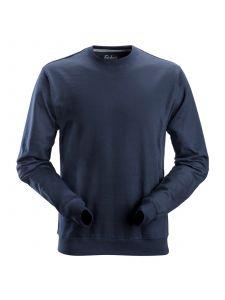 Snickers 2810 Sweatshirt - Navy