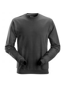 Snickers 2810 Sweatshirt - Steel Grey