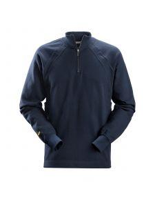 Snickers 2813 ½ Zip Sweatshirt met MultiPockets™ - Navy