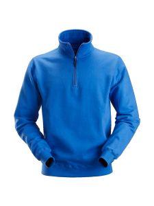 Snickers 2818 ½ Zip Sweatshirt - True Blue