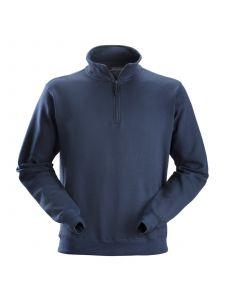 Snickers 2818 ½ Zip Sweatshirt - Navy