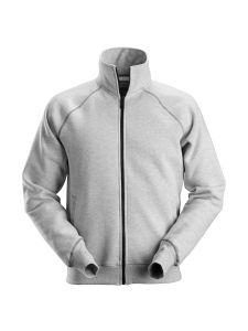 Snickers 2886 AllroundWork, Full Zip Sweatshirt Jacket - Grey