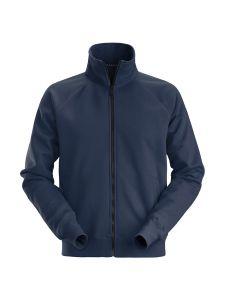 Snickers 2886 AllroundWork, Full Zip Sweatshirt Jacket - Navy