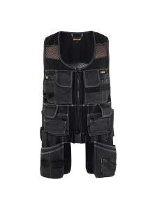 Blåkläder 3119-1310 Waistcoat - Black
