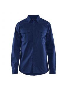 Flame Retardant Shirt 3226 Marineblauw - Blåkläder
