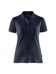 Blåkläder 3307-1035 Women's Pique Polo Shirt - Dark Navy