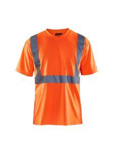T-Shirt High Vis 3313 High Vis Oranje - Blåkläder