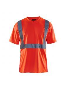 T-Shirt High Vis 3313 High Vis Rood - Blåkläder