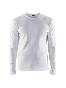 Blåkläder 3314-1032 T-shirt l/s - White