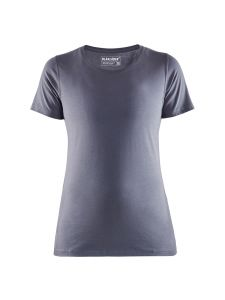 Blåkläder 3334-1042 Women's T-shirt - Grey