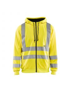 Hooded Sweater High Vis 3346 High Vis Geel - Blåkläder