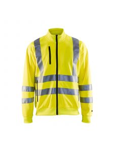 High Vis Sweatshirt 3358 High Vis Geel - Blåkläder
