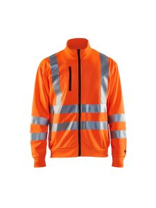High Vis Sweatshirt 3358 High Vis Oranje - Blåkläder