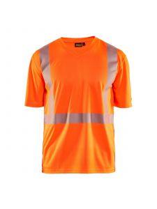 UV T-shirt High Vis 3386 High Vis Oranje - Blåkläder