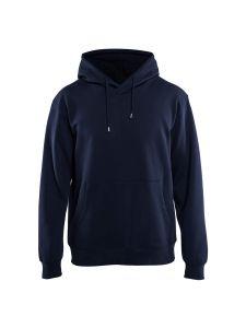 Blåkläder 3396-1048 Hooded Sweatshirt - Navy