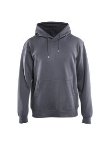 Blåkläder 3396-1048 Hooded Sweatshirt - Grey