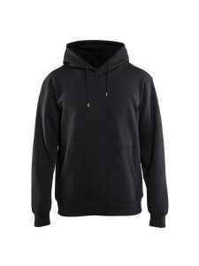 Blåkläder 3396-1048 Hooded Sweatshirt - Black