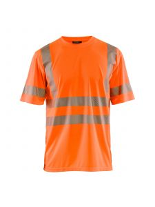 UV T-shirt High Vis 3420 High Vis Oranje - Blåkläder