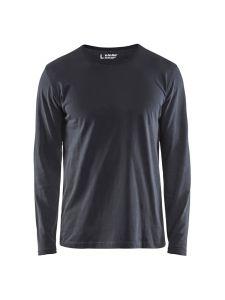 Blåkläder 3500-1042 T-shirt l/s - Dark Grey