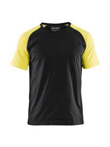 Blåkläder 3515-1030 T-shirt - Black