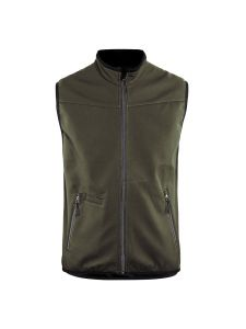 Blåkläder 3850-2516 Softshell Gilet - Dark Olive Green