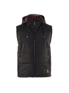 Winter Waistcoat 3899 Donkergrijs - Blåkläder