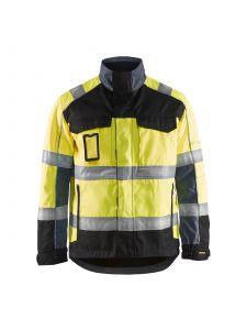 Jacket 4051 High Vis Geel/Zwart - Blåkläder