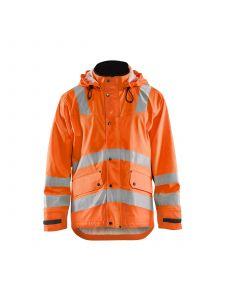 Rain Jacket Level 2 4302 High Vis Oranje - Blåkläder