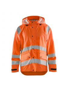 Rain Jacket Level 1 4323 High Vis Oranje - Blåkläder