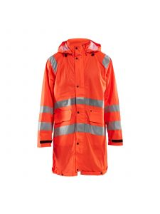 Rain Jacket High Vis Level 1 4324 High Vis Oranje - Blåkläder