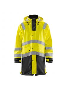 Rain Jacket High Vis Level 3 4326 High Vis Geel/Zwart - Blåkläder