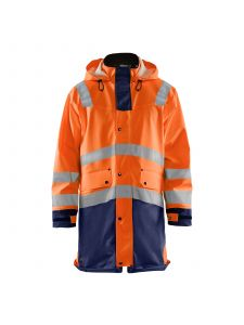 Rain Jacket High Vis Level 3 4326 High Vis Oranje/Marine - Blåkläder