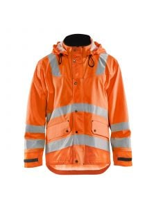 Rain Jacket High Vis Level 3 4327 High Vis Oranje - Blåkläder
