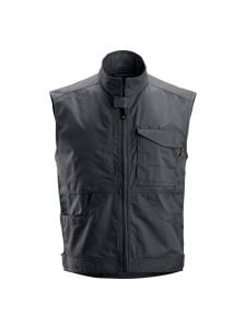 Snickers 4373 Service Vest - Steel Grey