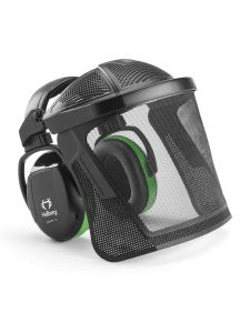 Hellberg SECURE 1H Nylon Mesh Hearing & Vision Protection