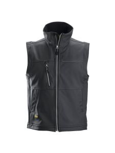 Snickers 4511 Profiling Softshell Vest - Steel Grey