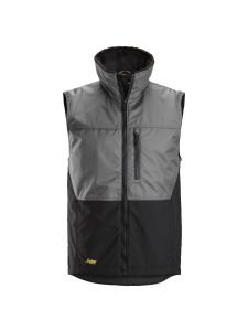 Snickers 4548 AllroundWork, Winter Vest - Grey