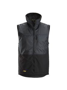 Snickers 4548 AllroundWork, Winter Vest - Steel Grey