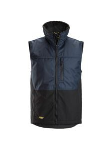 Snickers 4548 AllroundWork, Winter Vest - Navy